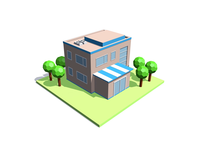 Cube Buildings / 5