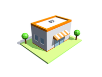 Cube Buildings / 6
