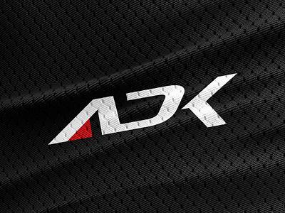 ADK Cycle Logo logo branding typography design concept