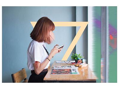 Watch photoshop illustration design