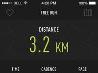Running full