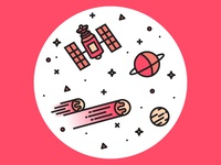 Objects in Space (17/365)