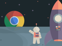Bye bye Chrome