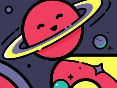 Planet bits