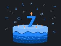 Primer birthday