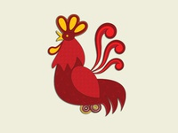 Rooster Galo