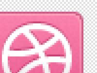 Dribbble Icon in Social Media Icons v1.3