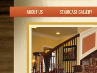 Stair Website Nav