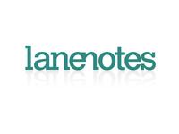 Lane Notes Logotype