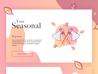 Season Creative Template