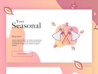 Season Creative Template