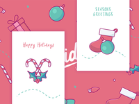 Holiday Vector Pack Preview