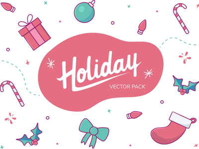 Holiday Graphics Pack!