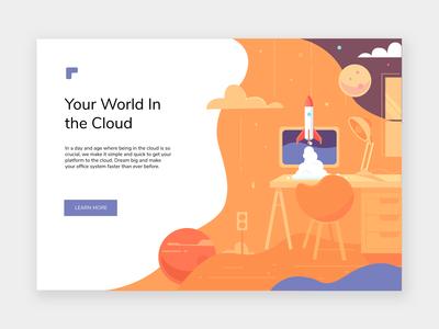 Tech Landing Page