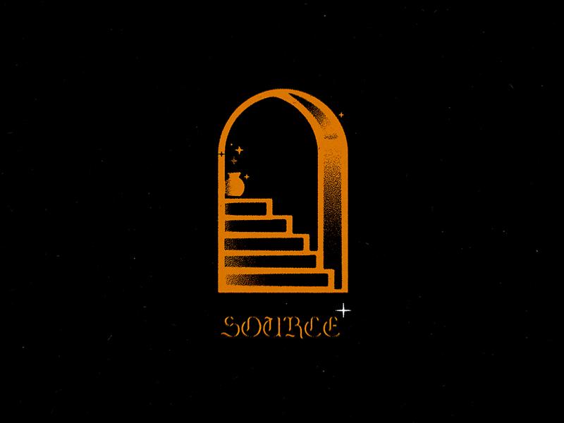 Source* album art illustration