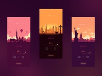 UI design vpn App