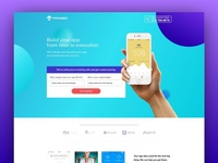 Messapps Landing Page