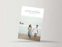 Beavis & Celia's Save-the-Date