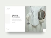Fencing federation