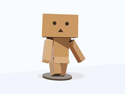 Robot illustration vector
