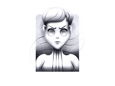 The Umbrella Academy – Vanya (The White Violin) fanart comic art umbrella academy character character design characterdesign vector illustration ipadpro affinitydesigner illustration