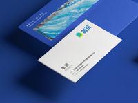 Purun Business Card Design