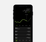 Cryptocurrency Portfolio - Dark