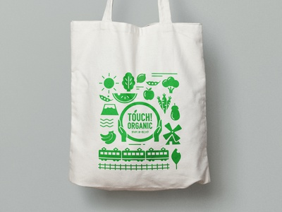 Touch Organic's Tote Bag