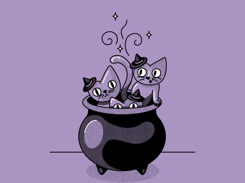 Coven of Kitties