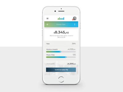 App banca móvil xperience logo ux app branding digital ui ui  ux design visualdesign design