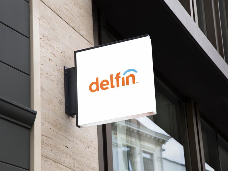 Delfín Visual Identity brand identity brand marca graphic design graphic typography icon logo branding visualdesign design