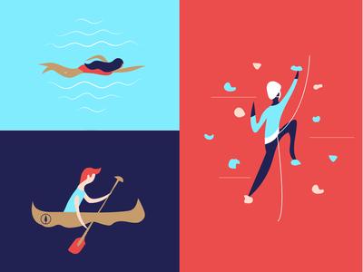 Active Lifestyle – Adventure Activities