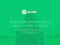 how to change location in spotify