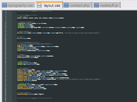 Whitespace in CSS