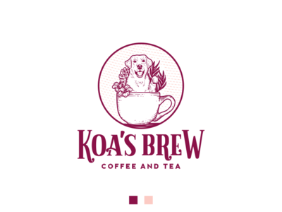 Koa's Brew Logo