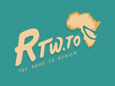 Road to Africa - logo design