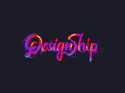 Designship - Logo Animation motion design logo design logoanimation animation