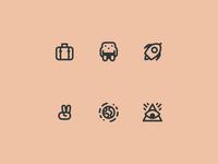 Casumo icons