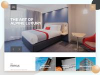 JMK Group Website Landing Page