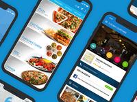 UIUX Case Study Food Court App