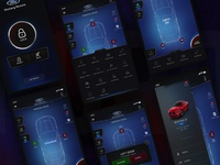 Car Remote Ipad App