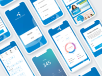 Telenor Call Center App Ui