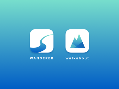 Daily UI #005 - App Icon adventure design ui icon app dailyui