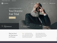Law Services | Lawyer & Attorney Business Theme.