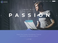 Qudos - Multi-Purpose Elementor WordPress Theme
