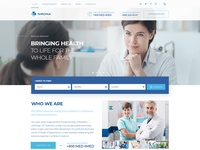 Sirona | Medical & Health WP Theme for Elementor