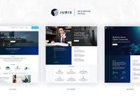 Juris - Law Services Wordpress Theme