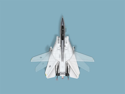 F-14 made in PSD f-14 f14 airplane us airforce plane