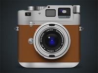 Leica M9 Hermes icon