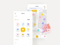 Wishu app: Map & Filters